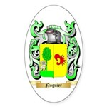 Noguier Sticker (Oval 10 pk)