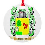 Nogueira Round Ornament