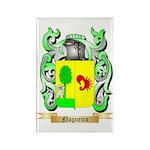 Nogueira Rectangle Magnet (100 pack)