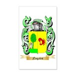 Nogales 35x21 Wall Decal