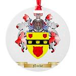 Nocke Round Ornament