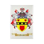 Nocke Rectangle Magnet (100 pack)