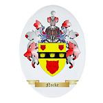 Nocke Oval Ornament