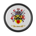 Nock Large Wall Clock