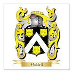 Noblett Square Car Magnet 3