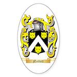 Noblett Sticker (Oval 10 pk)