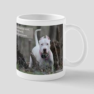 Brave Spirit - Dogo Argentino Mugs