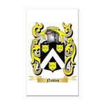 Nobles Rectangle Car Magnet