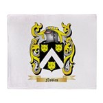 Nobles Throw Blanket