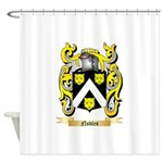 Nobles Shower Curtain