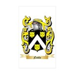 Noble Sticker (Rectangle 50 pk)