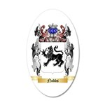 Nobbs 20x12 Oval Wall Decal