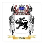 Nobbe Square Car Magnet 3