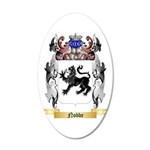 Nobbe 20x12 Oval Wall Decal