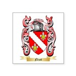Nizet Square Sticker 3
