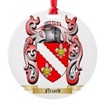 Nizard Round Ornament