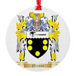 Nixson Round Ornament
