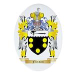 Nixson Oval Ornament