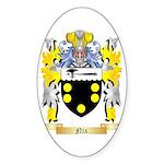 Nix Sticker (Oval)