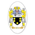 Nix Sticker (Oval 50 pk)