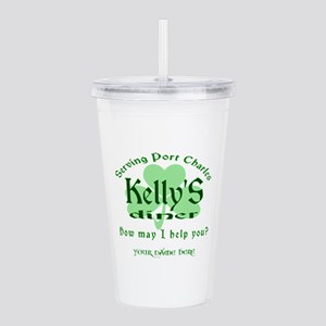 Kellys Diner General Hospital Customize Acrylic Do