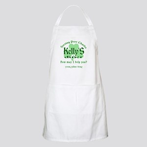 Kellys Diner General Hospital Customize Apron