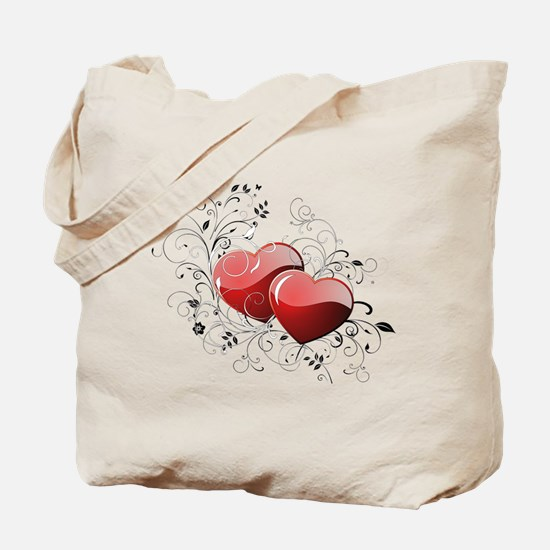 Twin hearth Tote Bag