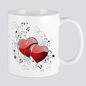 Twin hearth Mugs