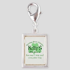 Kellys Diner General Hospital Name Badge Charms