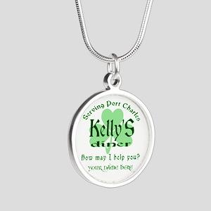Kellys Diner General Hospital Name Badge Necklaces