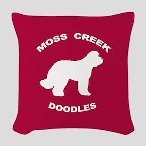 Moss Creek Heart / Ollie Woven Throw Pillow