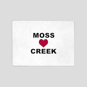 Moss Creek Heart / Ollie 5'x7'Area Rug