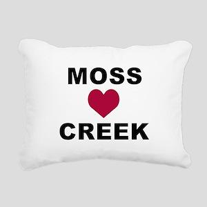 Moss Creek Heart / Ollie Rectangular Canvas Pillow
