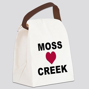 Moss Creek Heart / Ollie Canvas Lunch Bag