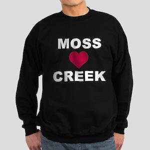 Moss Creek Heart / Ollie Sweatshirt (dark)