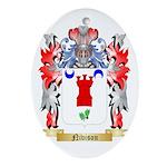 Nivison Oval Ornament
