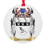 Nitzschmann Round Ornament