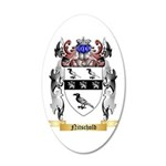 Nitschold 20x12 Oval Wall Decal