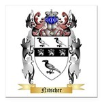 Nitscher Square Car Magnet 3