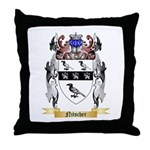 Nitscher Throw Pillow