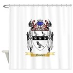 Nitscher Shower Curtain