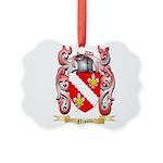 Nissle Picture Ornament