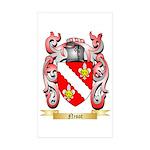 Nisot Sticker (Rectangle 50 pk)