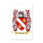 Nisius 20x12 Wall Decal