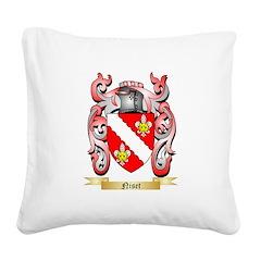 Niset Square Canvas Pillow