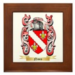Nisea Framed Tile