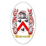 Nisbett Sticker (Oval 10 pk)