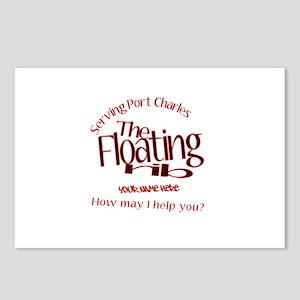 Floating Rib General Hospital Customized Postcards