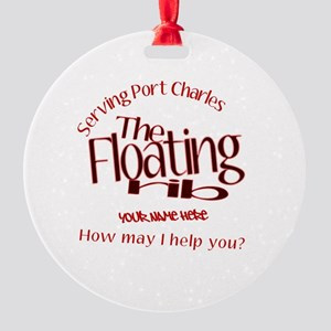 Floating Rib General Hospital Customized Ornament