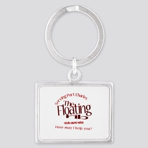 Floating Rib General Hospital Customized Keychains